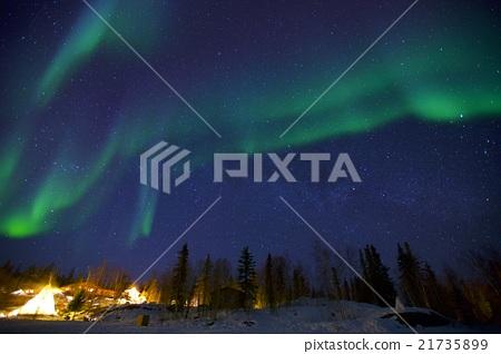 aurora, aurora boreali, northern light 21735899