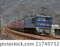 電機 貨運列車 第500輛車 21740732