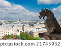 Gargoyle of  Paris 21743932