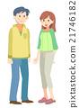 夫妻男30歲男性女性 21746182