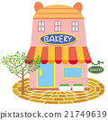 shop, store, bakery 21749639