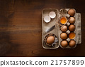 chicken eggs still life rustic food stylish 21757899