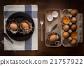 chicken eggs still life rustic with food stylish 21757922