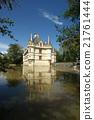 城堡 宮殿 湖泊 21761444