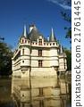 城堡 宮殿 湖泊 21761445
