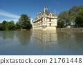 城堡 宮殿 湖泊 21761448