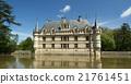 城堡 宮殿 湖泊 21761451