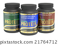 protein, supplement, container 21764712