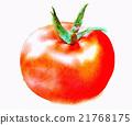 水果 水彩画 水彩 21768175