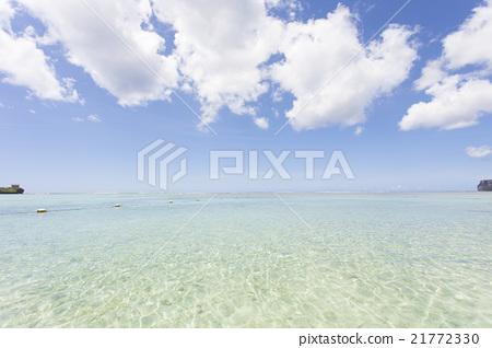 關島杜夢灣的風景 21772330