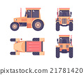 Tractor number one 21781420