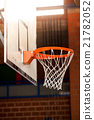 Indoor basketball hoop 21782052