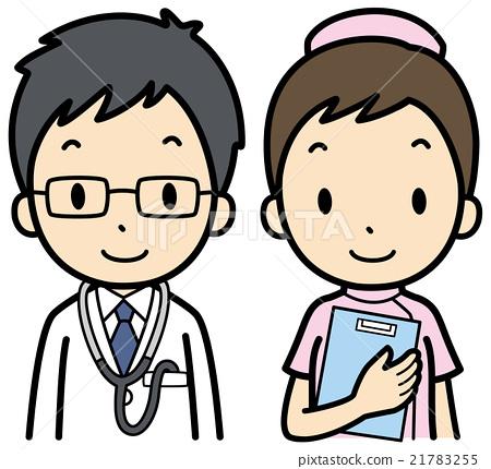 医生和护士 21783255