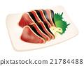 烤鲣鱼 21784488