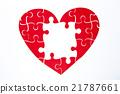 未完成的心臟拼圖 21787661