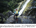男人 自然 徒步旅行 21790597