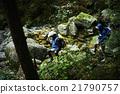男人 自然 徒步旅行 21790757
