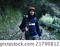 男人 自然 徒步旅行 21790812
