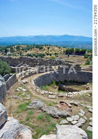 Mycenae ruins 21794300