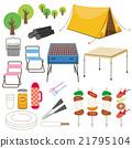 營地 露營 室外 21795104