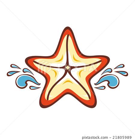 Starfish 21805989