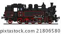 Classic steam locomotive 21806580