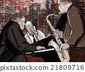 Jazz band 21809716