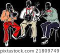 Jazz band 21809749