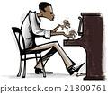 piano-Jazz 21809761