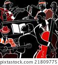 jazz band 21809775