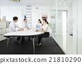 男人 辦公室 商務 21810290