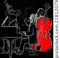 Jazz band 21812079