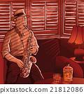 saxophonist 21812086