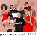 Jazz band 21813411