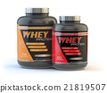 Whey protein isolated. bodybuilding  supplements 21819507