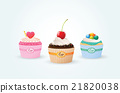 cup cakes 21820038