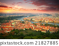 prague from the top 21827885