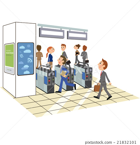 station  train station  ticket gate stock illustration train track clipart images train track clipart free png