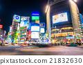 [東京] Shibuya Ekimae·Scramble十字路口 21832630