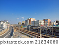 railroad, railway, track 21834060