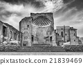 Ruins at the Temple of Venus in Roman Forum, Italy 21839469