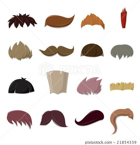 Hair_set 21854339