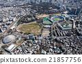 东京 鸟瞰图 空中拍摄 21857756