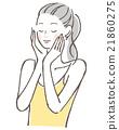 皮肤护理女性 21860275