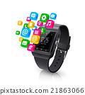 screen, application, smart 21863066