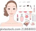 製作 化妝品 化妝 21868003