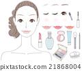 製作 化妝品 化妝 21868004