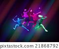 羽毛球 选手 运动 21868792