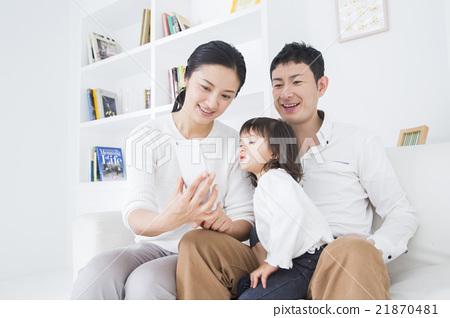 手機 家庭 家族 21870481