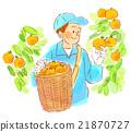 農業 豐收 收穫 21870727